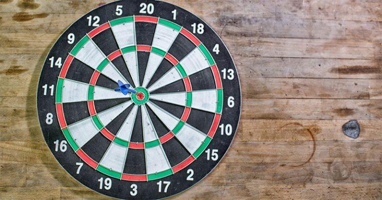 Health Benefits of Playing Darts