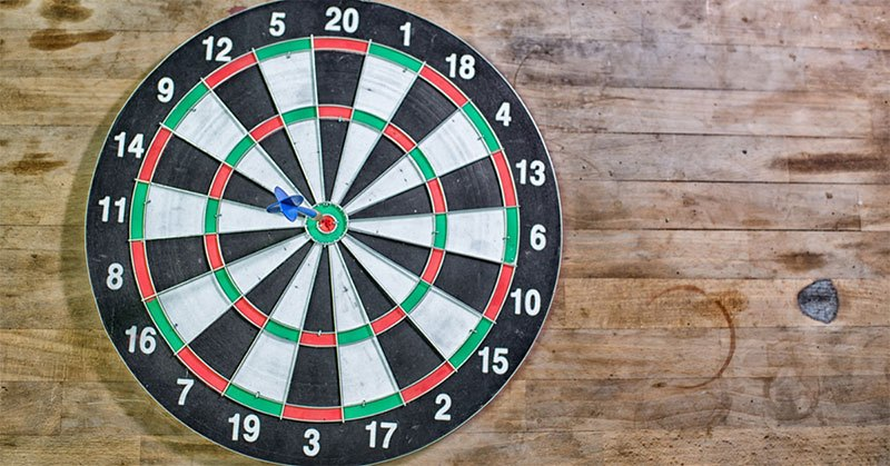 Health Benefits of Playing Darts