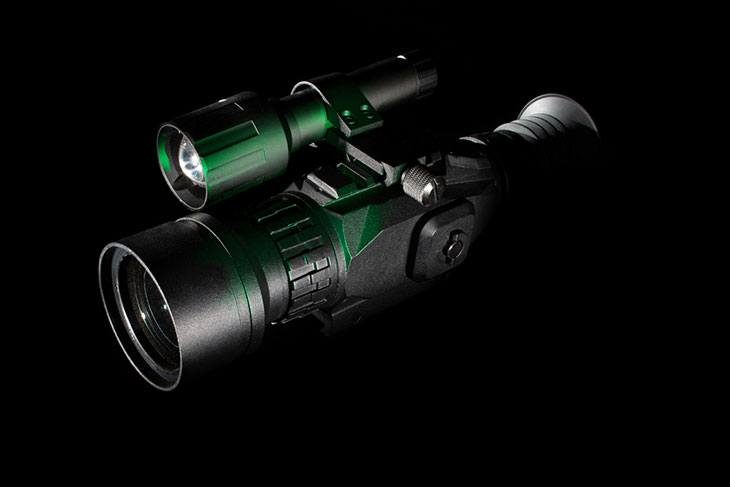 best budget night vision scope attachment